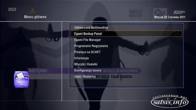 Имидж для Xtrend ET-9000: Egami 1 1 (кириллица на дисплее) » Форум