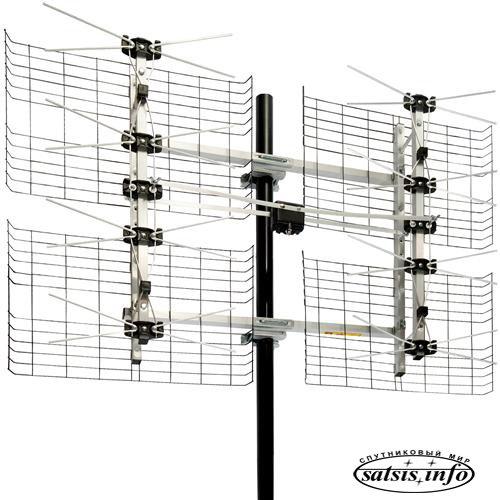 Простая антенна для цифрового тв своими руками