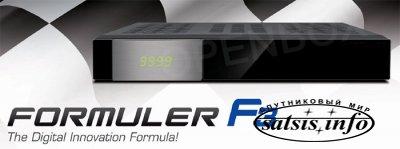 Formuler F3 - новое для Openbox
