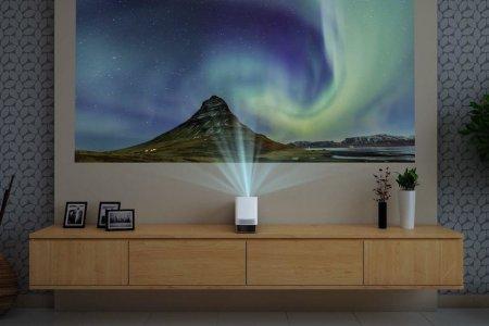 Лазерные проекторы LG CineBeam HF85LSR и HF80LSR: ультрачеткое изображение до 120 дюймов в стильном корпусе