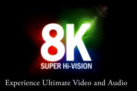 Astra тестирует вещание в 8K