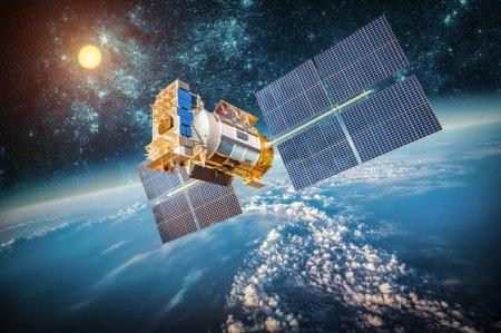 """Спутник """"Глонасс-К"""" вернулся к работе после внепланового техобслуживания"""